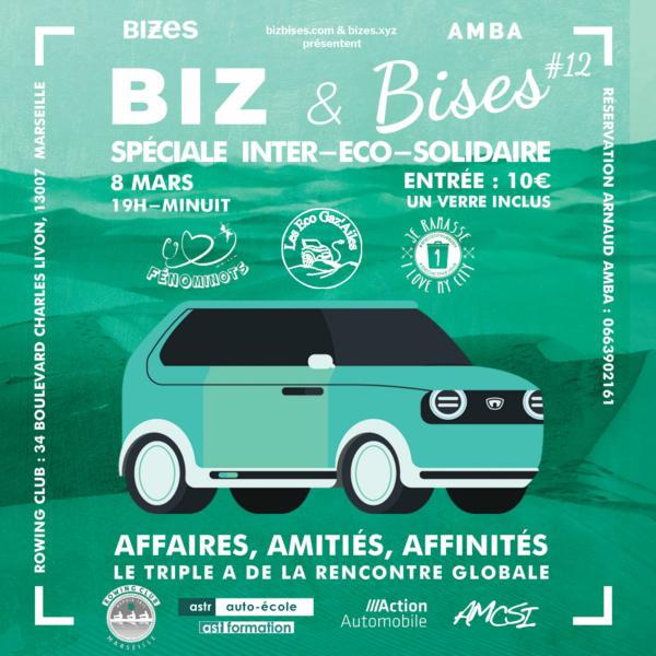 BIZ & Bises Spéciale Inter-Eco-Solidaire #12