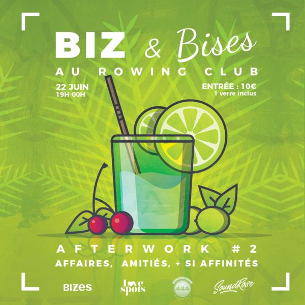 BIZ & Bises au Rowing Club, l'Afterwork 2 #5