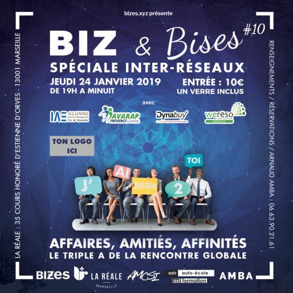 BIZ & Bises Spéciale Inter-Réseaux #10