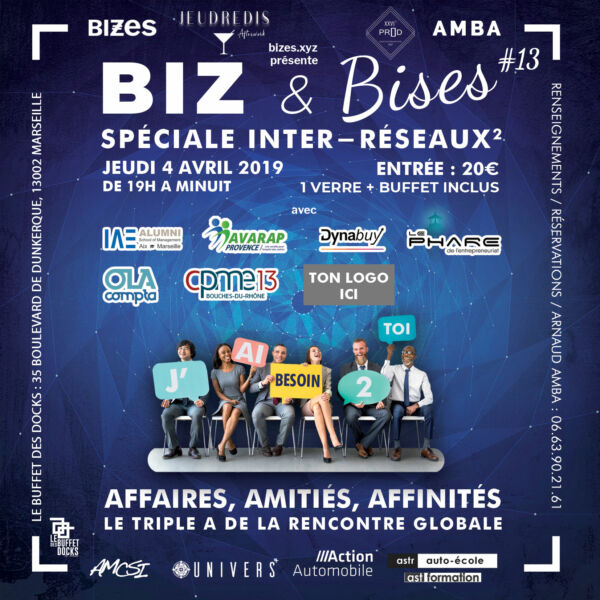 BIZ & Bises Spéciale Inter-Réseaux 2 #13