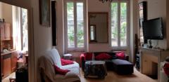 Appartement lumineux et traversant 80 m2 à 2min de Saint Charles